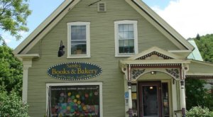 You Can Spend Hours At This Cozy Bookshop Bakery In Vermont
