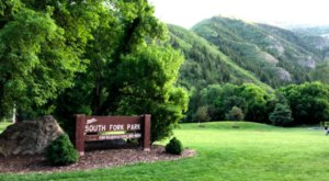 The Pretty Park Nestled In Utah's Mountains That's A Must-Visit