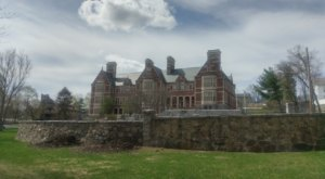 Legends Say There Is Buried Treasure Under This Massachusetts Castle