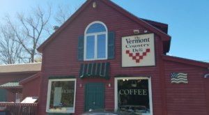 Duck Into This Old-Fashioned Vermont Country Deli With A Little Bit Of Everything