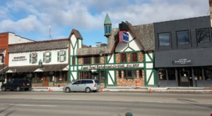This 100-Year-Old Michigan Restaurant Is Full Of Timeless Charm And Delicious Food