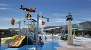 Visit The Largest Splash Pad In Nevada For A Day Of Pure Fun