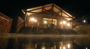 Soak Under The Stars At This Historic Hot Spring In Wyoming