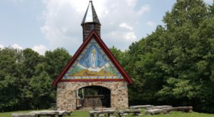Most People Don't Know This Unique Shrine In Tennessee Exists