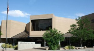 Visit The Biggest Public Library In New Mexico For A Day Of Pure Fun