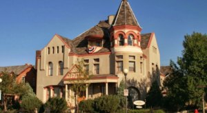Spend The Night With Spirits At This Haunted Historic Wyoming Inn