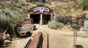 This Underground Mine Tour In Nevada Lets You Experience Our State's History Like Never Before