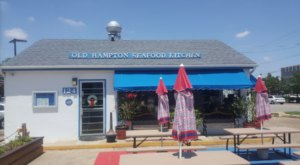 The Old-School Seafood Kitchen In Virginia Where You Can Get A Fish Sandwich For Just $5