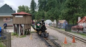 Take Your Kids To Tiny Town, A Minature Amusement Park In Colorado