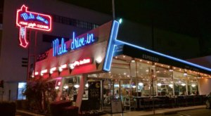 Mel's Drive-In Restaurant In Southern California Is A Classic That Hasn't Changed In Decades