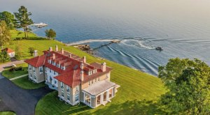 A Gorgeous Gilded Age Mansion Is Up For Auction In Maine