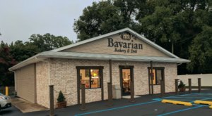 Sink Your Teeth Into Authentic German Pastries At Bavarian Bakery In Delaware