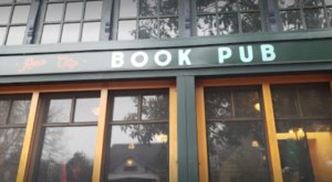 Sip Wine While You Read At Rose City Book Pub, A One-Of-A-Kind Bookstore Bar In Oregon