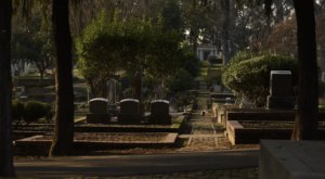 The Sacramento City Cemetery Is One Of Northern California's Spookiest Cemeteries