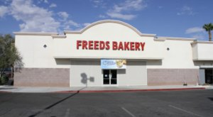 Visit Freed's Bakery, A 1950s-Era Bakeshop In Nevada, For Delicious Cakes And Pastries