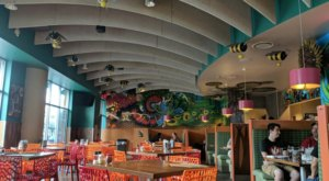 Mellow Mushroom Is A Psychedelic Pizza Parlor In Nebraska That Makes Dining Out Downright Fun