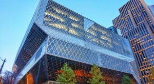 Visit Seattle Central Library, The Biggest Public Library In Washington, For A Day Of Fun