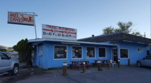 Visit Mel's Diner, A Timeless Restaurant In Nevada That Serves Delicious Breakfast