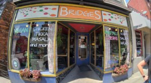 Chow Down On Rice Bowls And Momos At Bridges In Cincinnati