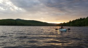 Lake Whitingham Is A Beautifully Clear Lake In Vermont