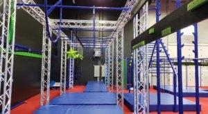 Unleash Your Inner Warrior At The Ninja Playground In Utah