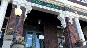 The Historic Eagle Building In Utah Is The New Home Of Caffe Molise