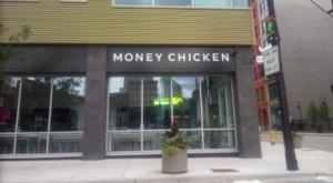 The Chicken Sandwich From Money Chicken In Cincinnati Rivals Fast Food Favorites
