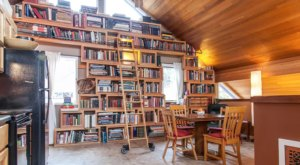 The Book House In Oregon Is A Book Lover's Dream Getaway