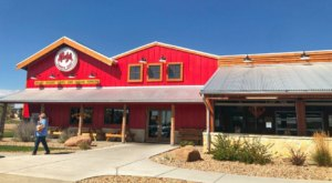 Rudy's In Colorado Is Both A Charming Country Store And BBQ Restaurant