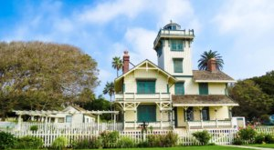 Climb To The Top Of Point Fermin Lighthouse, A Lesser Known Lighthouse In Southern California For A Fun Family Outing