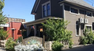 Enjoy Savory And Sweet Crepes at The Vintage, A Charming Cafe In Oregon