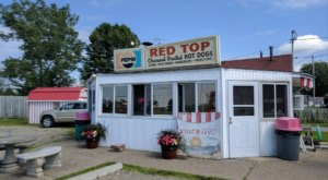 Visit Red Top, The Small Town Hot Dog Joint Near Buffalo That's Been Around Since 1947