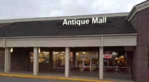 The Massive Antique Mall In Kansas You'll Never Want To Leave
