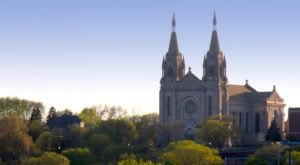 The Cathedral Of St. Joseph In South Dakota Is A True Work Of Art