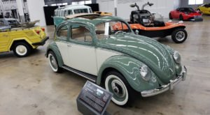 Take A Walk Down Memory Lane At The Midwest Dream Car Collection In Kansas