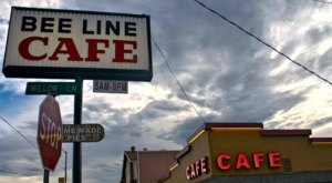 Beeline Cafe In Arizona Is A Tiny Restaurant Known For Its Tasty Fare And Big Portions