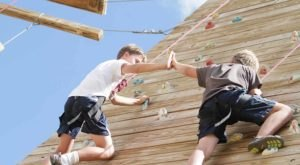 The Ropes Course At C Lazy U Ranch In Colorado Was Just Named A Top Adventure For American Travelers