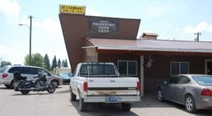 The Charming Montana Cafe You Can Walk To From Your Campground