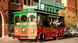 The Unique Trolley Tour In Montana You'll Want To Take Before Summer Ends