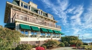 Take Your Taste Buds On Vacation With A Meal At This Rhode Island Waterfront Restaurant