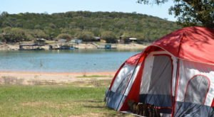Sleep Right By The Water At These 7 Texas Campsites For A Refreshing Adventure