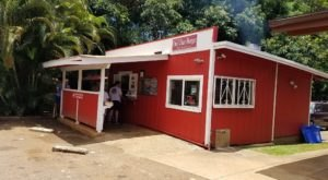 The Roadside Hamburger Hut In Hawaii That Shouldn't Be Passed Up