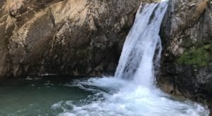 This Idaho Creek And Waterfall Will Be Your New Favorite Paradise