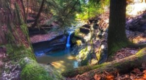 The Secret Waterfall In Ohio That Most People Don't Know About