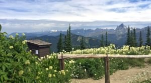 This Fire Lookout Trail In Montana Will Leave You Breathless