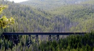 This Fascinating Abandoned Railroad In Montana Is A True Piece Of History