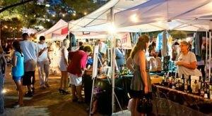 Visit Flea By Night, Texas' Unique Nighttime Flea Market