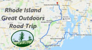 Take This Epic Road Trip To Experience Rhode Island's Great Outdoors