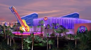 One Of The Most Rockin' Hotels In Vegas Will Close Its Doors For 8 Months