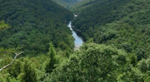 The Quick And Easy Hike To Bear Creek Overlook Leads To Sweeping Views Of The Beauty Of Kentucky